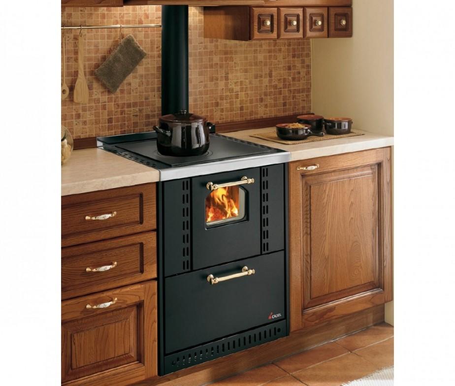 Wood stove model Ghibli - Cadel - Bonus tax 50%