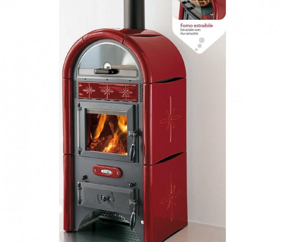 Wood stove model SUN - Cadel - Bonus tax 50%