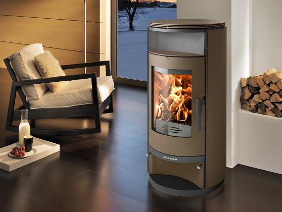 stufa a legna modello husum haas sohn bonus fiscale del 50. Black Bedroom Furniture Sets. Home Design Ideas