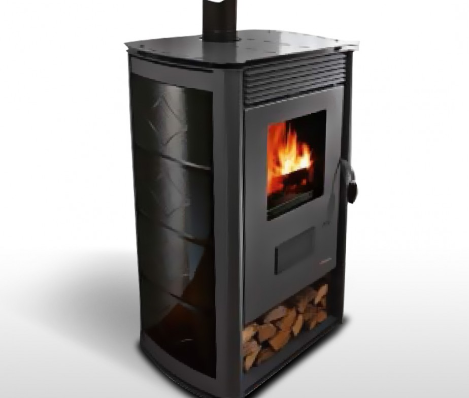 Wood stove model Aurora - Cadel - Bonus tax 50%