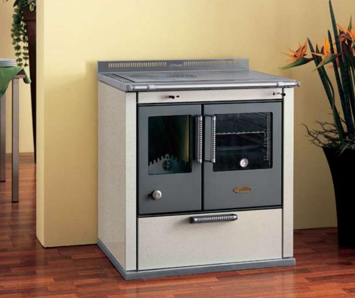 Cucina economica a legna vescovi installazione climatizzatore - Cucina economica splendid ...