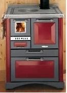 Cucina a Legna Cadel Rubino